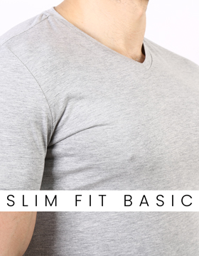 Slim Fit Basic